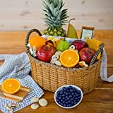 Heartfelt Condolence Fruit Basket - The Fruit Company