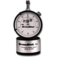 Drum Dial ADD - Afinador para baterías, negro