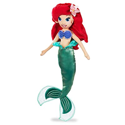 Disney Ariel Plush Doll - Medium: Toys & Games