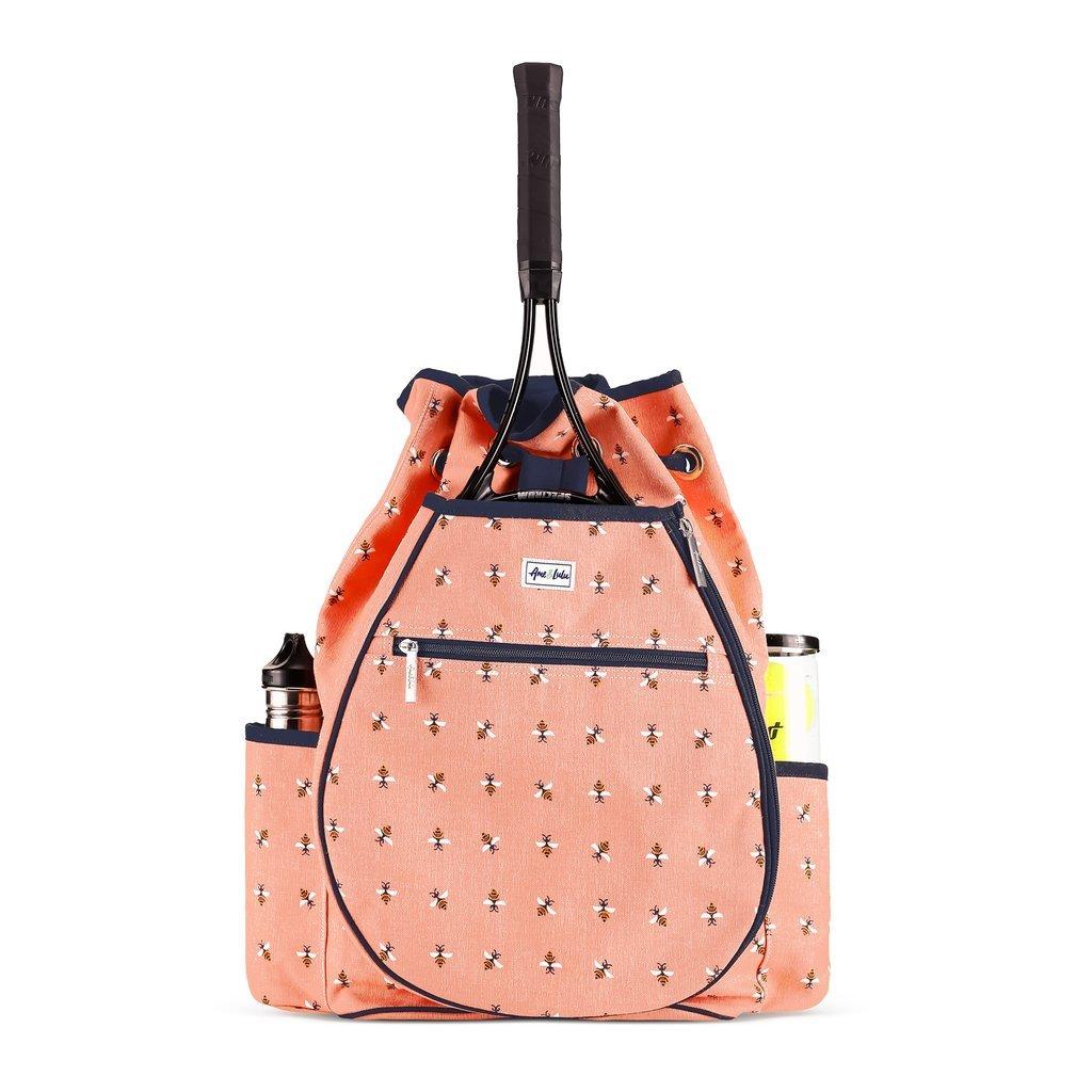 Ame & Lulu Bee's Knees Kingsley Tennis Backpack