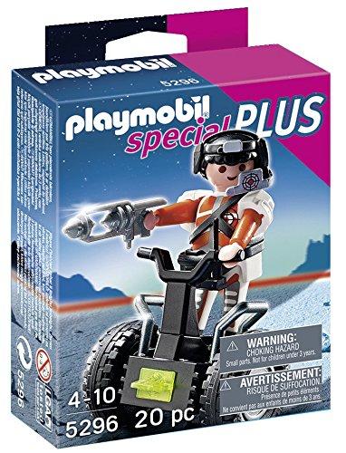 PLAYMOBIL Top Agent with Balance Racer Playset 5296