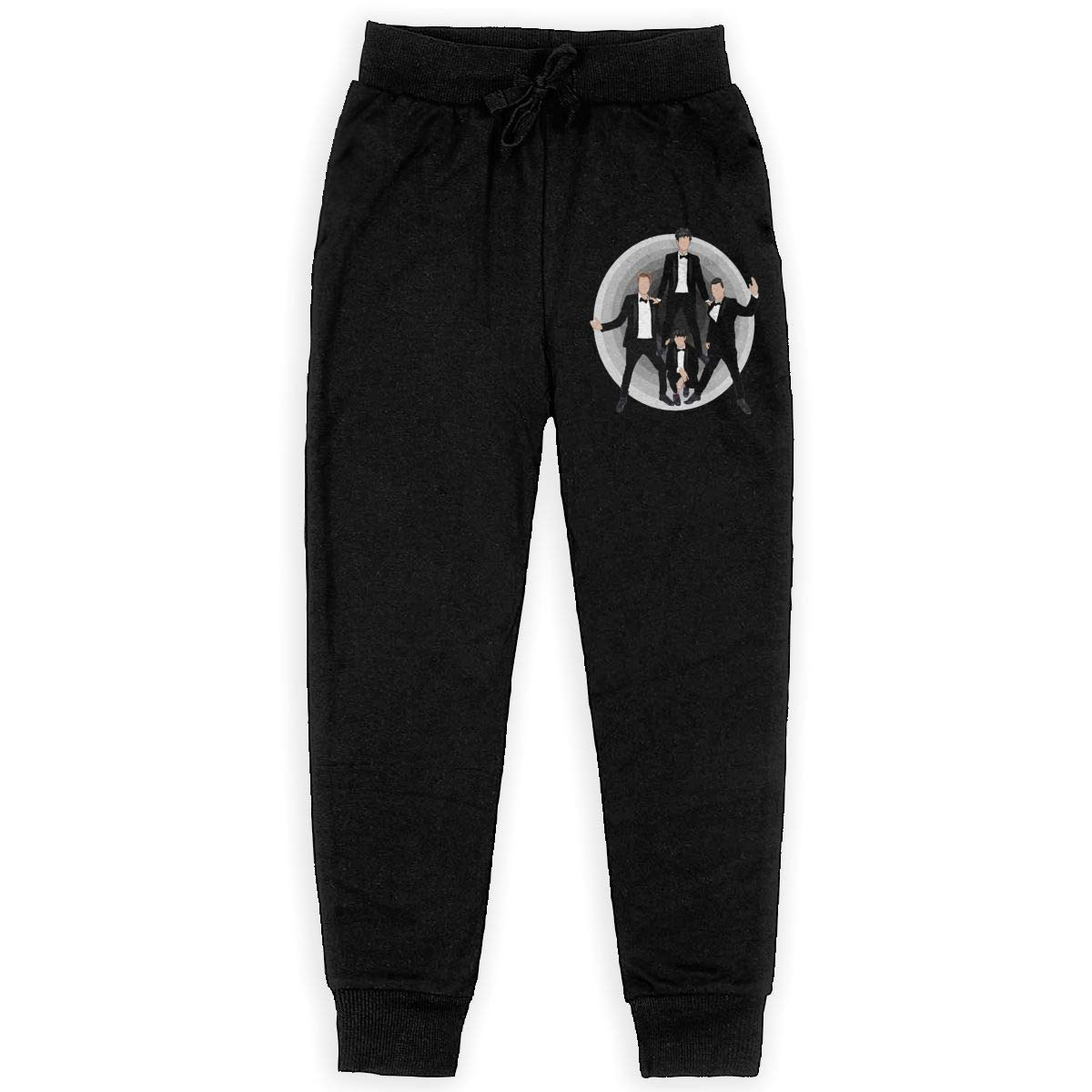 Dobre Brothers Boys Sweatpants Unisex Kids Casual Long Pants Sport Jogger Pants