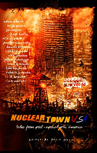 Nuclear Town USA by [Millard, Adam, Alston, Jon, Johnson, Nick, Mariner, NS, Smith, Richard, Pruitt, Eryk, Sumisu, Trak, Krauss, D, Krsteski, Damien, Howarth, Edd]