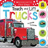 Noisy Touch and Lift Trucks (Scholastic Early Learners)
