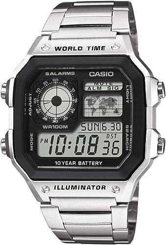 : Casio Collection AE 1200WHD 1AVEF Reloj para