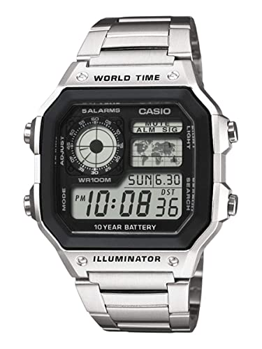 1ffefc91c9 Casio Collection Men's Watch AE-1200WHD-1AVEF: Amazon.co.uk: Watches