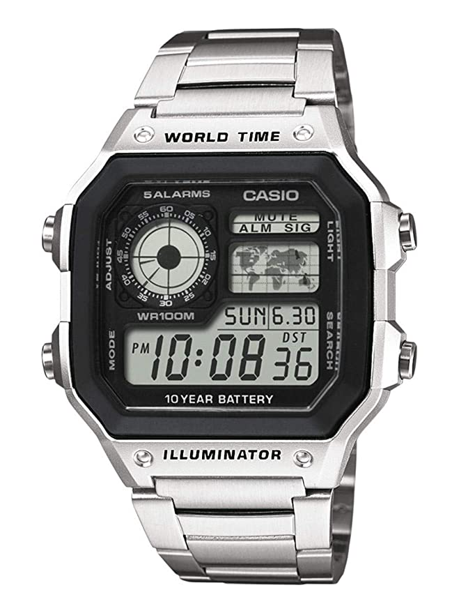 Ae Casio Homme Montre 1200wh Collection nw0OkP