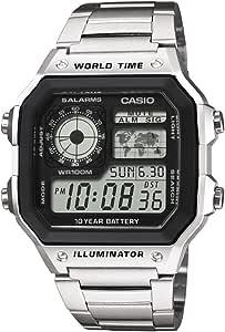 Casio–Reloj de cuarzo para hombre