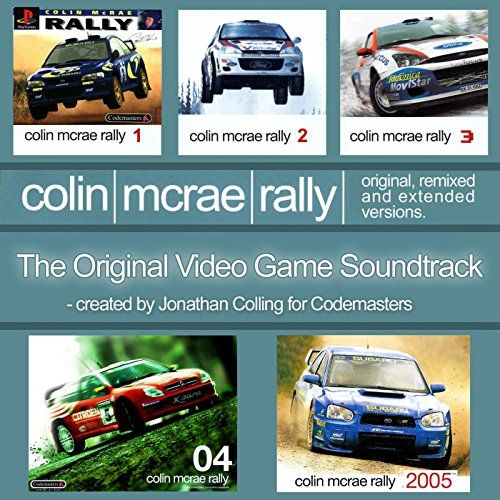 Rally Stage (Colin McRae Rally 2005 End of Stage)