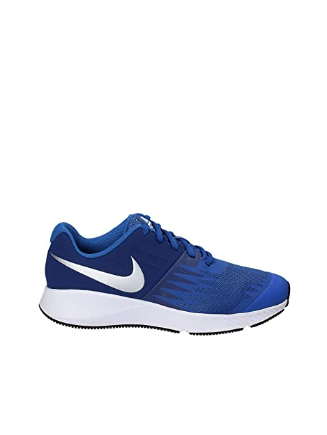 Zapatilla NIKE Star Runner (GS) Azul Royal: Amazon.es: Zapatos y complementos