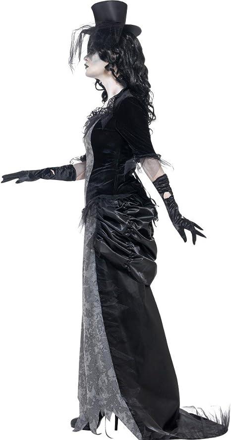 Disfraz viuda negra para disfraz de esqueleto Zombie Santo ...