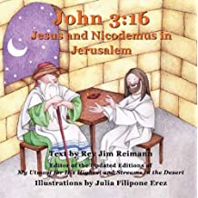 Bible Stories for Kids | John 3:16 - Jesus and Nicodemus in Jerusalem: Moral Gospel Books Explained | Intelecty