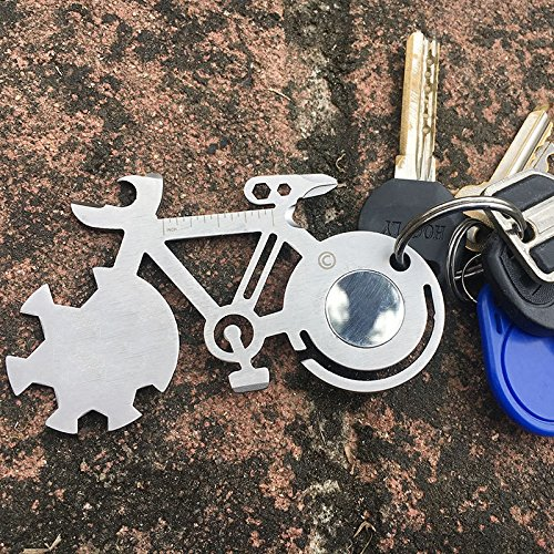 Bicycle Shape Multitool