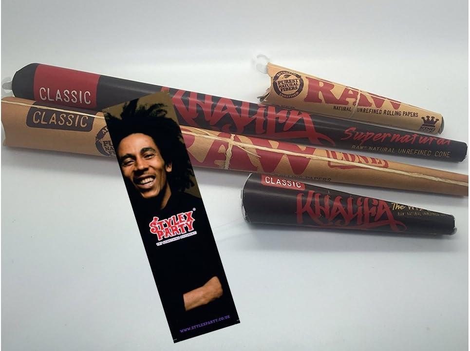 RAW Wiz Khalifa Cono Pack Bundle De Fumar Set: Amazon.es: Hogar