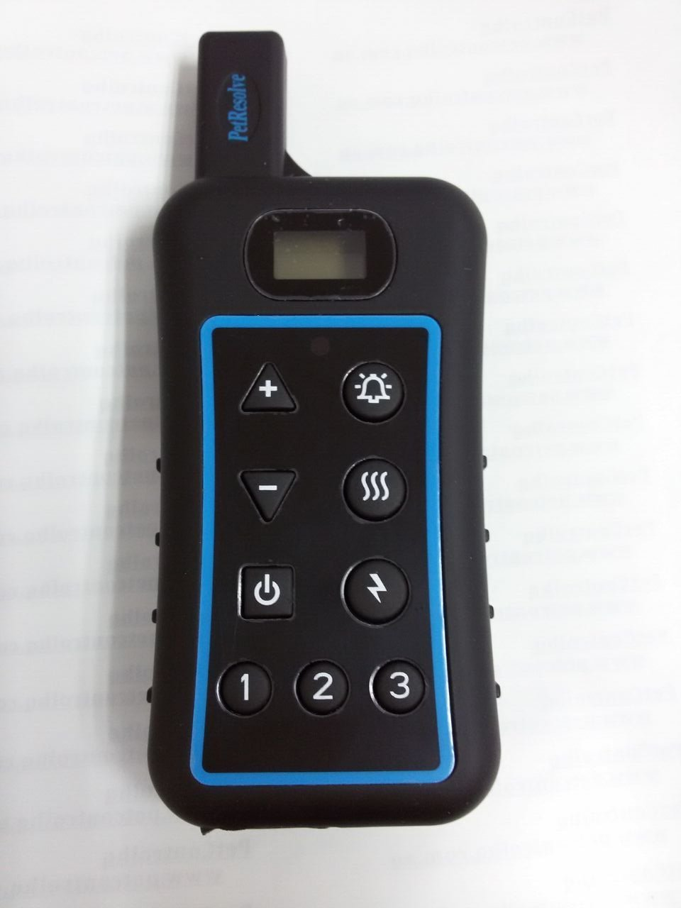 Pet Resolve Spare Remote/Transmitter for The DT-V System by Pet Resolve