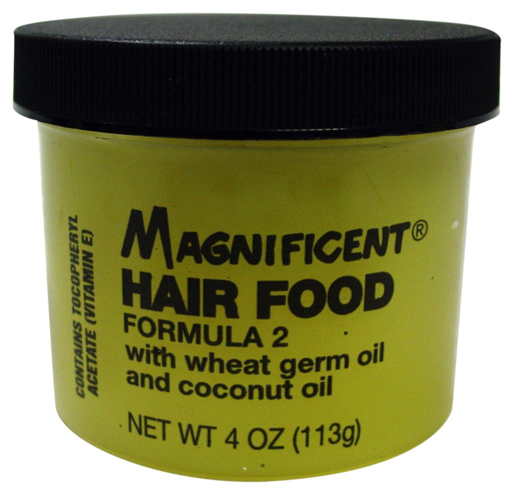 Magnificent Hair Food No. 2, 4 Ounce