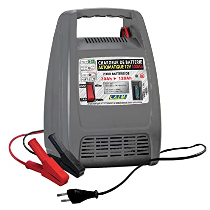 LAIM 693 Cargador de batería automático 12 V 120 Ah – 10 Amp