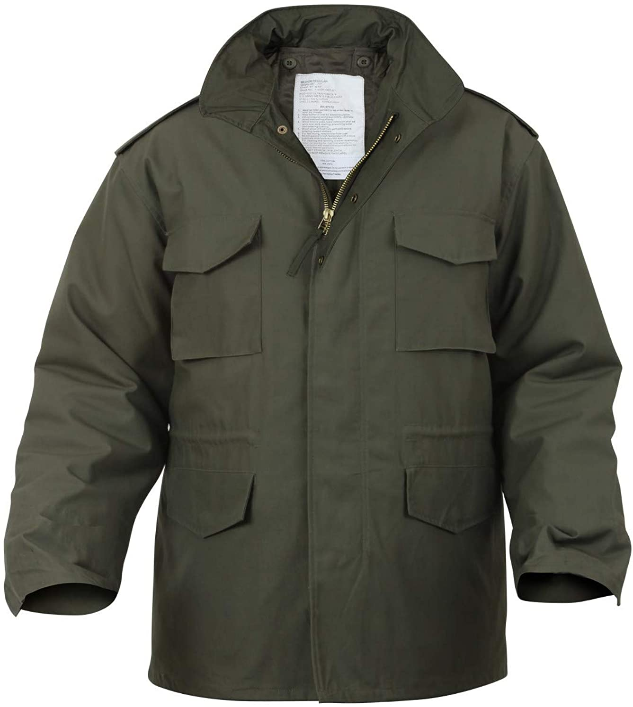 Rothco M-65 Field Jacket: Clothing