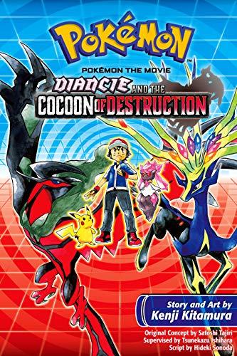 Pokémon the Movie: Diancie and the Cocoon of Destruction (Pokémon the Movie (manga) Book 17) (Pokemon 17 Diancie And The Cocoon Of Destruction)