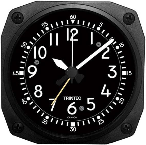 "New TRINTEC GLIDESCOPE Alarm Clock VOR Aviation Instrument Travel Alarm 3.5/"""