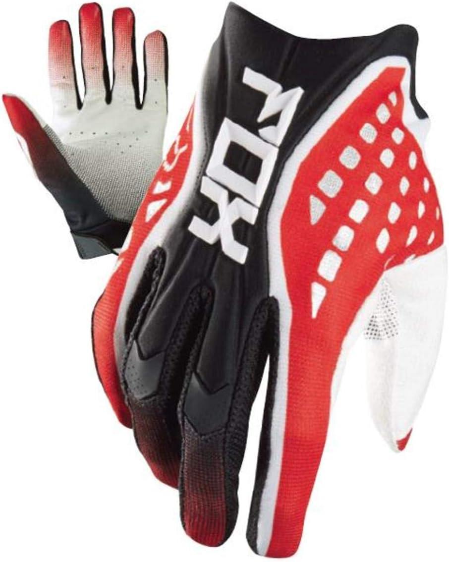 Fox Racing Flexair Race Mens Off-Road Motorcycle Gloves Red//Small