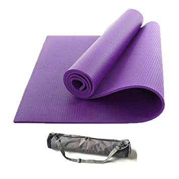 Esterilla Yoga Doble cara Antideslizante, Colchoneta de Yoga ...