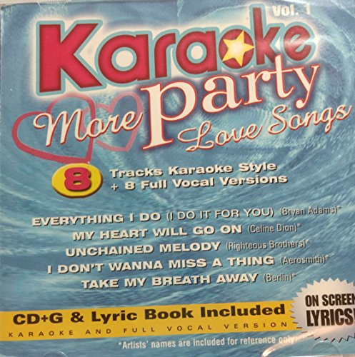 Vol 1 Karaoke Disc - 9