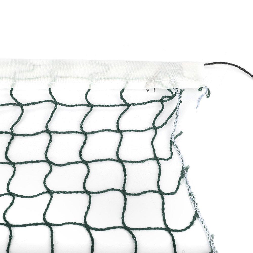 VGEBY1 Badminton Net Badminton Training Mesh Tennisnetz Garten Spiele Wettbewerb Zubeh/ör