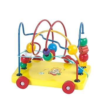 Amazon Sealive Wooden Bead Maze Child Beads Educational Toys