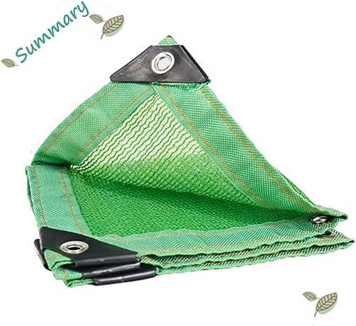 Shade Netting Sun Protection for Garden,Carport, Roof, Dustproof Green Sun Shade Sail. Customizable