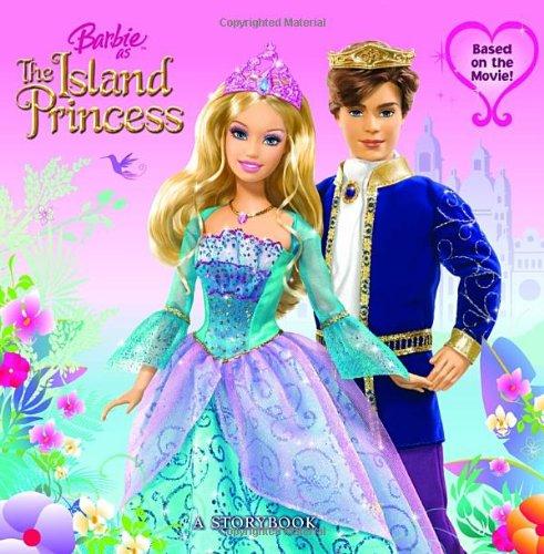 Librarika Barbie As The Island Princess A Storybook Barbie