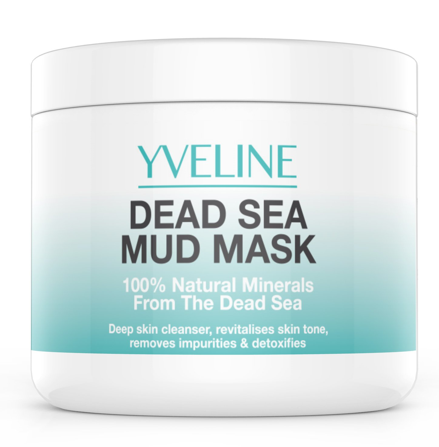 Dead Sea Mud Mask 100% Natural Minerals From The Dead Sea: Amazon.es: Belleza