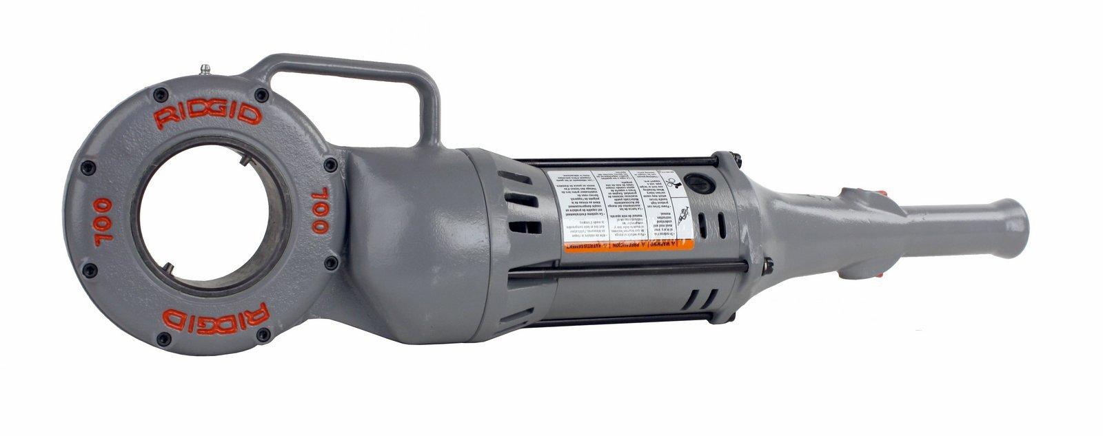 RIDGID 700 Power Drive 41935 Pipe Threader (Certified Refurbished) by Ridgid