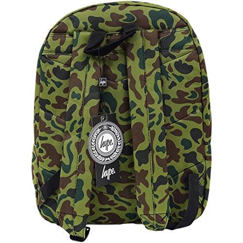 Hype Hype bag (Combat) Camo, Borsa a spalla uomo verde Camo Taglia unica