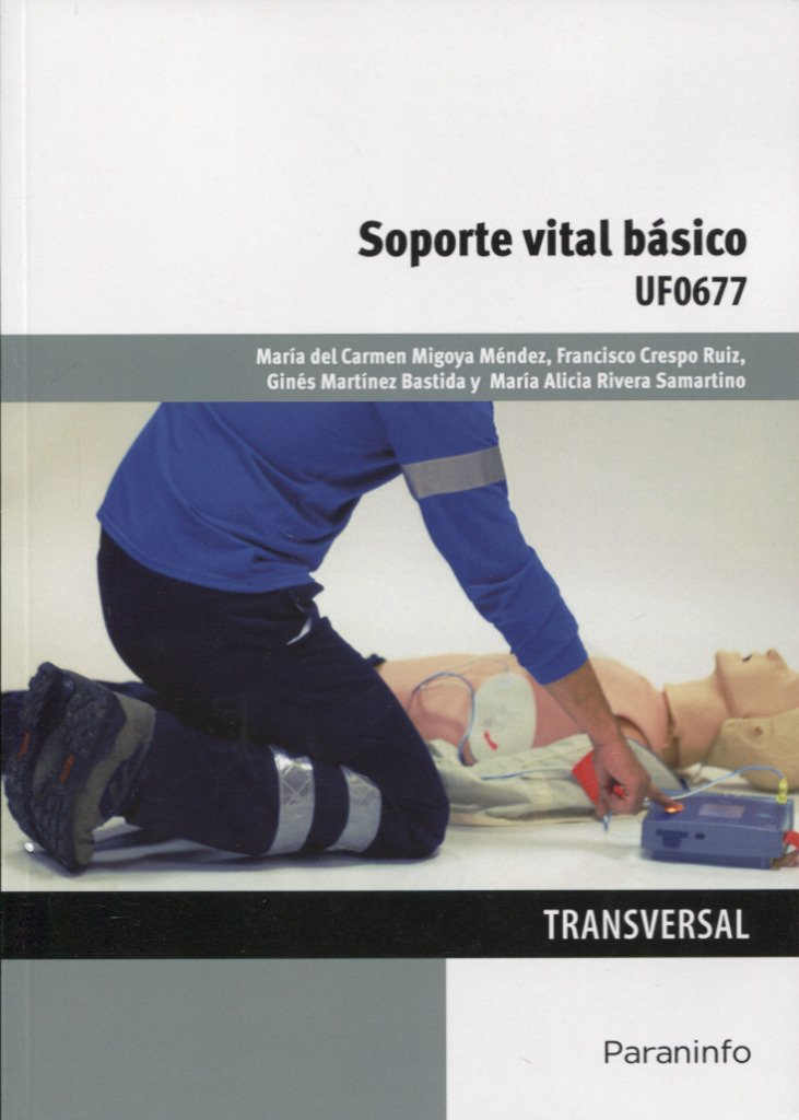 Soporte vital basico [Spanish]: MARÍA DEL CARMEN MIGOYA ...