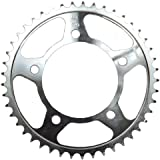 JT Sprockets JTSK1101 525X1R Chain and 16-Tooth//45-Tooth Sprocket Kit