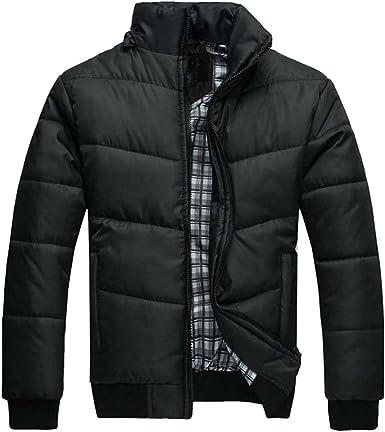 Homme Rembourré à Capuche Bomber nouveau style jacet Manteau Travail Extérieur Pays