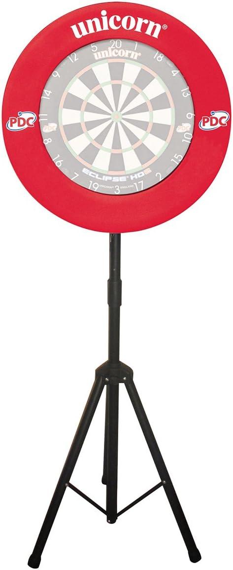 Unicorn Dartmate Tri-Stand Portable Dartboard Stand - Highly