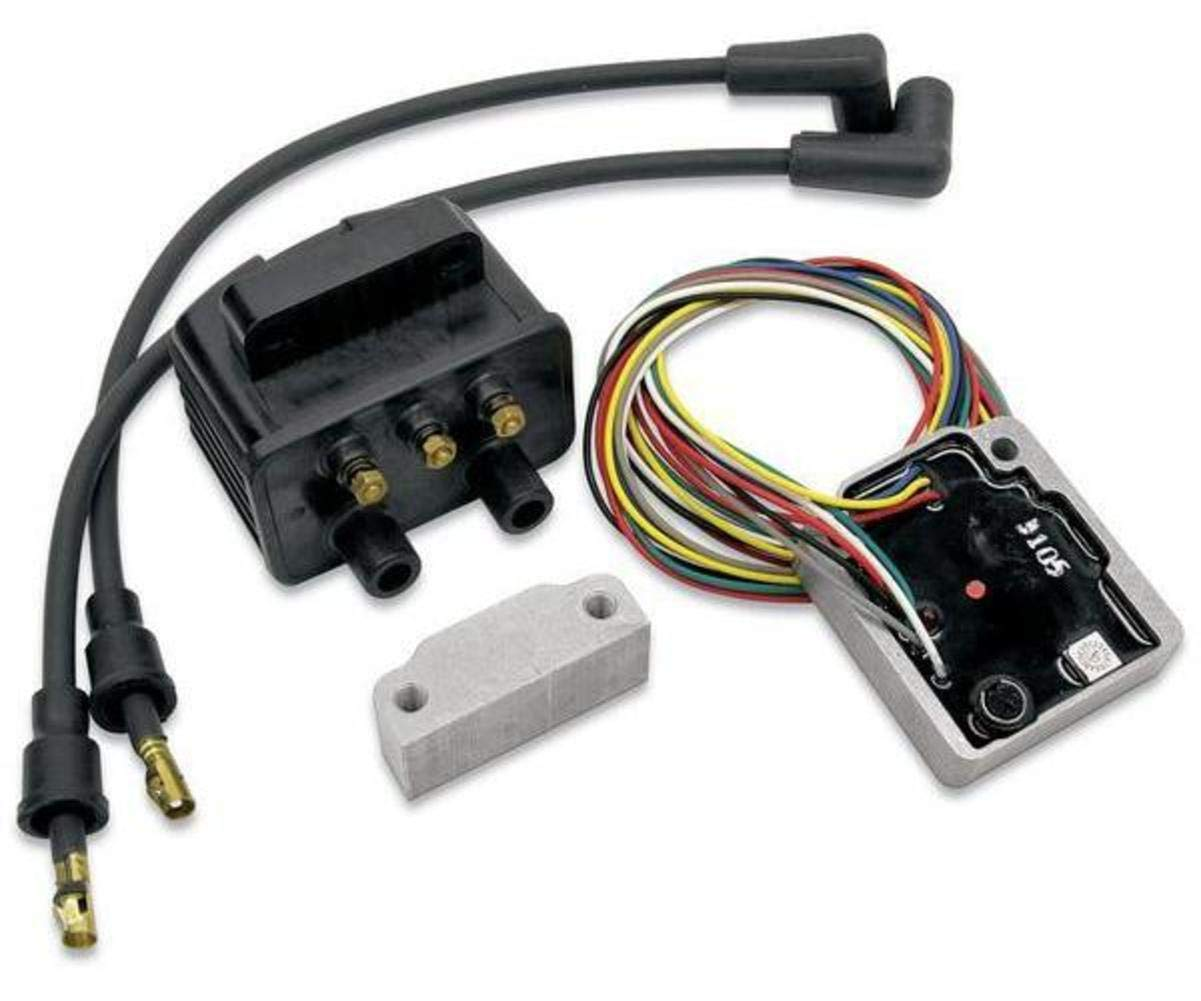 Amazon.com: Thunder Heart Performance Twin Cam Stand-Alone Ignition System  EA5012: Automotive