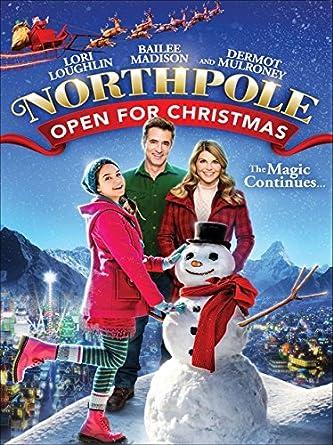 Northpole Open For Christmas.Amazon Com Northpole Open For Christmas Lori Loughlin