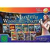Das große Mystery Wimmelbild-Paket 4