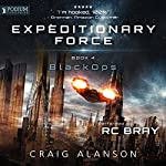 Black Ops: Expeditionary Force, Book 4 Audiobook by Craig Alanson Narrated by R.C. Bray
