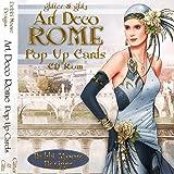 Debbi Moore Designs Art Deco Rome Pop Up Cards CD Rom (292315)