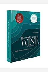 The World Atlas of Wine 8th Edition Capa dura