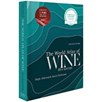 World Atlas Of Wine - 8th Edition