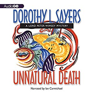 Unnatural Death Audiobook