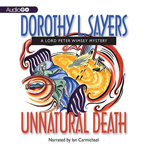 Bargain Audio Book - Unnatural Death