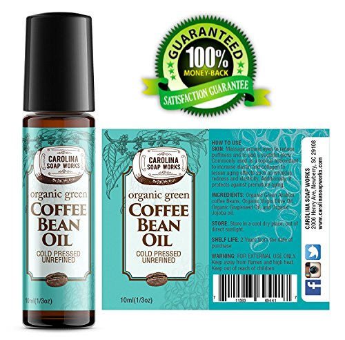 100 Pure Organic Coffee Bean Caffeine Eye Cream - 4
