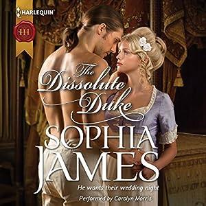 The Dissolute Duke Audiobook