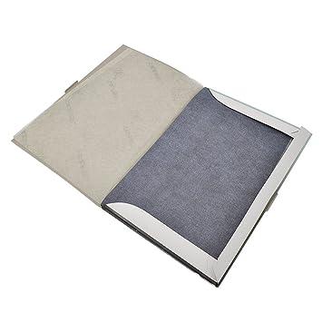 ynuth papel de transferencia de carbono mano copia máquina de escribir hojas Stencil Hectógrafo Repro Pack de 100: Amazon.es: Hogar